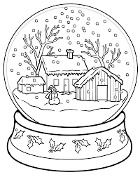 Are the kids hogging all the crayons? Free Christmas Coloring Pages For Adults And Kids Happiness Is Homemade Coloring Home
