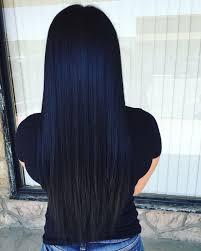 Prefect Black Blue Hair Inspired For