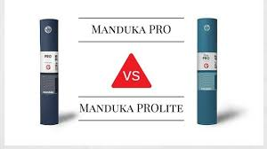 Yoga Mat Comparison Chart Manduka Pro Vs Prolite Yoga Mat Comparison The Yoga Nomads