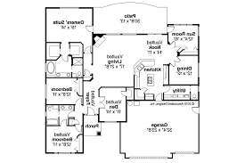 ryland homes floor plans. Ranch House Plan - Ryland 30-336 Floor Homes Plans O