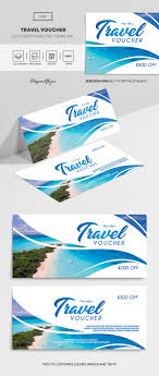 travel voucher template free travel voucher free gift certificate template by