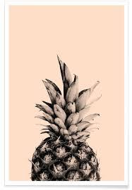 <b>Pink Pineapple</b> Poster | JUNIQE