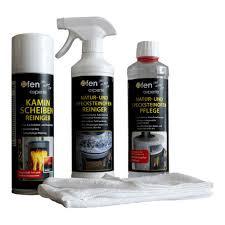 Oven Experte De Cleaner Set For Natural And Speckstei Ovens