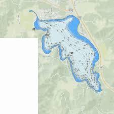 Loon Lake Depth Chart Loon Lake Fishing Map Us_wa_01522445 Nautical Charts App