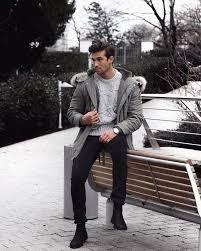 Deze boots zijn erin alle soorten en maten. 40 Casual Winter Work Outfit Ideas Featuring Men S Boots Mens Outfits Mens Casual Outfits Chelsea Boots Men Outfit