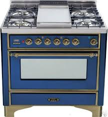 17 best images about smitten a kitchen ilve 36 traditional style gas range in midnight blue