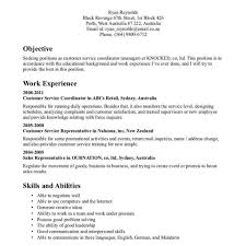Resume Template Cashier Job Images Certificate Design And Template