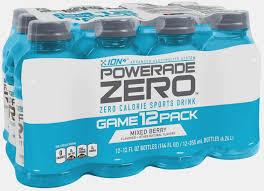 amazon powerade zero mixed berry 14 ct 14 fl oz bottle
