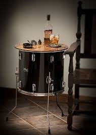 drum furniture. view in gallery drum repurposed as a side table furniture e