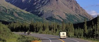Alaska Mileage Chart Travel Times Distances