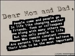 Beautiful Quotes For Parents Best of Thank You Poems For Parents Poems To Say Thank You To Mom And Dad