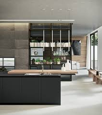 Kitchen Space Sophisticated Contemporary Kitchens With Cutting Edge Design