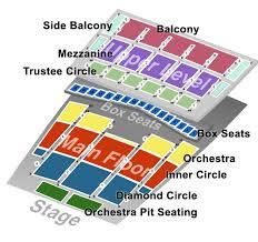 Oconnorhomesinc Com Unique Seating Chart For Detroit Opera