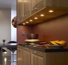light in kitchen
