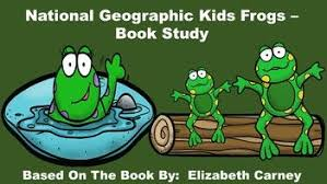 national geographic kids frogs book study this pack includes an anion guide