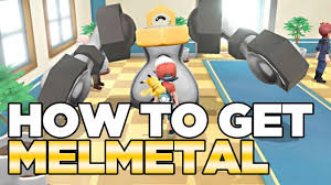 Pokemon Let S Go Evolution Chart How To Get Melmetal In Pokemon Lets Go Pikachu Eevee
