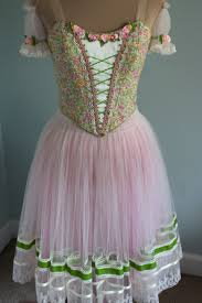 La Designs Costumes La Fille Mal Gardee Dq Designs Dance Outfits Beautiful