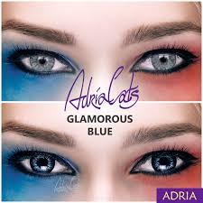 Прозрачные и <b>Цветные</b> контактные <b>линзы ADRIA</b>