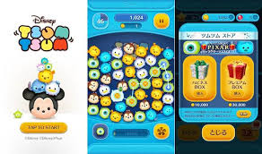 Tsum Exp Score Chart How To Be A Pro At Lines Popular New Disney Tsum Tsum Game