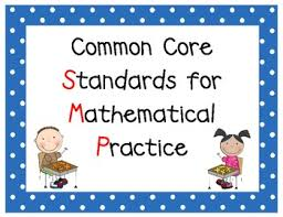 Common Core Standards Anchor Charts Common Core Math Smp Anchor Charts Standards For Mathematical Practice