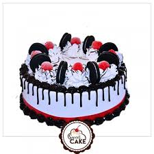 Black Forest Online Midnight Cake Delivery In Noida Delhi