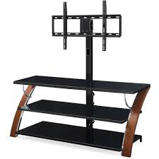 Basketball Display Stand Walmart Whalen Brown Cherry 10000in100 Flat Panel TV Stand for TVs up to 100 57