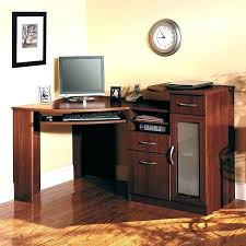 cherry wood corner desk dark cherry desks cherry corner desk modern computer desk for home office