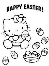 Religious Easter Coloring Pages Printable Coloring Picture Coloring