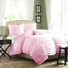 pink ruffle comforter ruffle comforter pink full set light size sets info in design ivory twin pink ruffle comforter