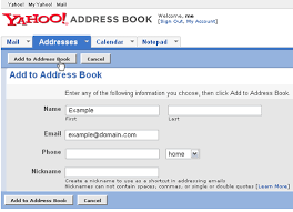 How To Add Us To Your Address Book