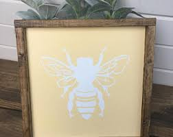Eco Jewelry And Crafts The Bee Buzz  Cute Textile Home Decor DesignsBee Home Decor