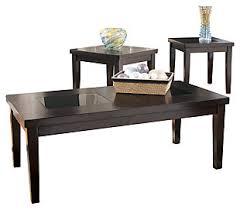 end table sets. Denja Table (Set Of 3), End Sets