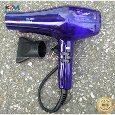 Máy sấy tóc cao cấp siêu bền Chaoba 6600 1300W Bảo hành 12 tháng giảm chỉ  còn 297,500 đ