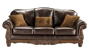 Old Couches Sofas Center Excellent Wood Frame Sofa With Cushions Picture