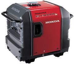 Honda EU3000is Watt Electric Start Ultra Quiet Generator