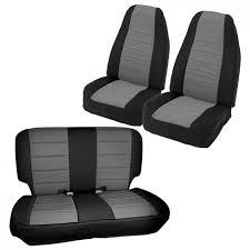smittybilt neoprene seat covers front