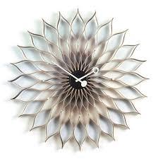 1 295 00 george nelson sunflower clock large vitra wall clocks