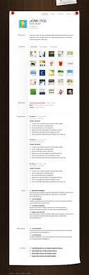 Best 25 Online Cv Template Ideas On Pinterest Online Resume