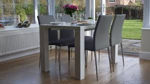 unique white high gloss extending dining table and chairs uk regarding awesome property grey decor