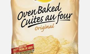 lay s original baked potato chips walmart canada lays potato chips nutrition label
