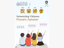 There is no chinese alphabet in the sense we understand it in the west. Provide Materials Of Learning Chinese Pinyin Mandarin Chinese Textbook By Luna Q