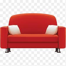 red sofa png images pngegg