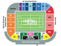 King Power Stadium Leicester City Fc Football Tripper