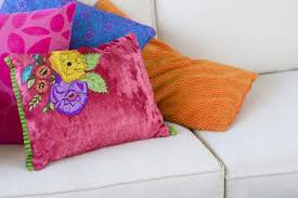How To Wash Throw Pillows Without Removable Cover Fascinating How To Wash Decorative Couch Pillows Home Guides SF Gate