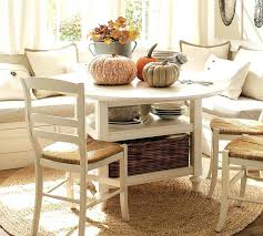 breakfast nook table and chairs round breakfast nook table set