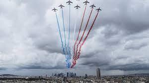 Bastille Day: France observes national ...