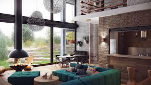Industrial Style Living Room Furniture Industrial Style Custom Homes Australia