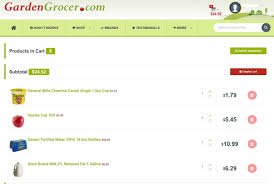 using garden grocer for your disney grocery delivery disneyworld gardengrocer