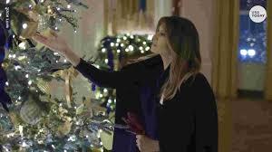 Florist who helped with Melania\u0027s red Christmas trees floored by \u0027horrible\u0027 reaction trees: Reaction shocks decorations volunteer