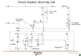 comfortable circuit shunt trip breaker wiring diagram contemporary Square D Shunt Trip Disconnect shunt trip wiring diagram & square d shunt trip breaker wiring